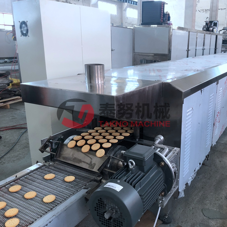 TNB280-1200 Full Automatic Biscuit Production Line